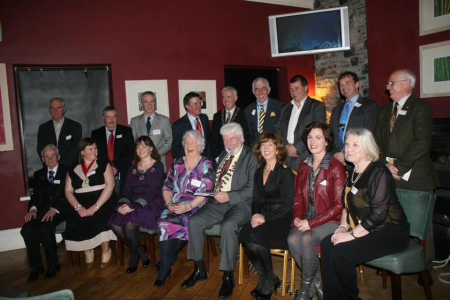 20th Anniversary - Past Presidents - 07/01/13