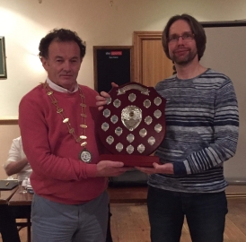 Tim Aherne Memorial Tralee Toastmaster of the Year goes to Sergey Udaltsov